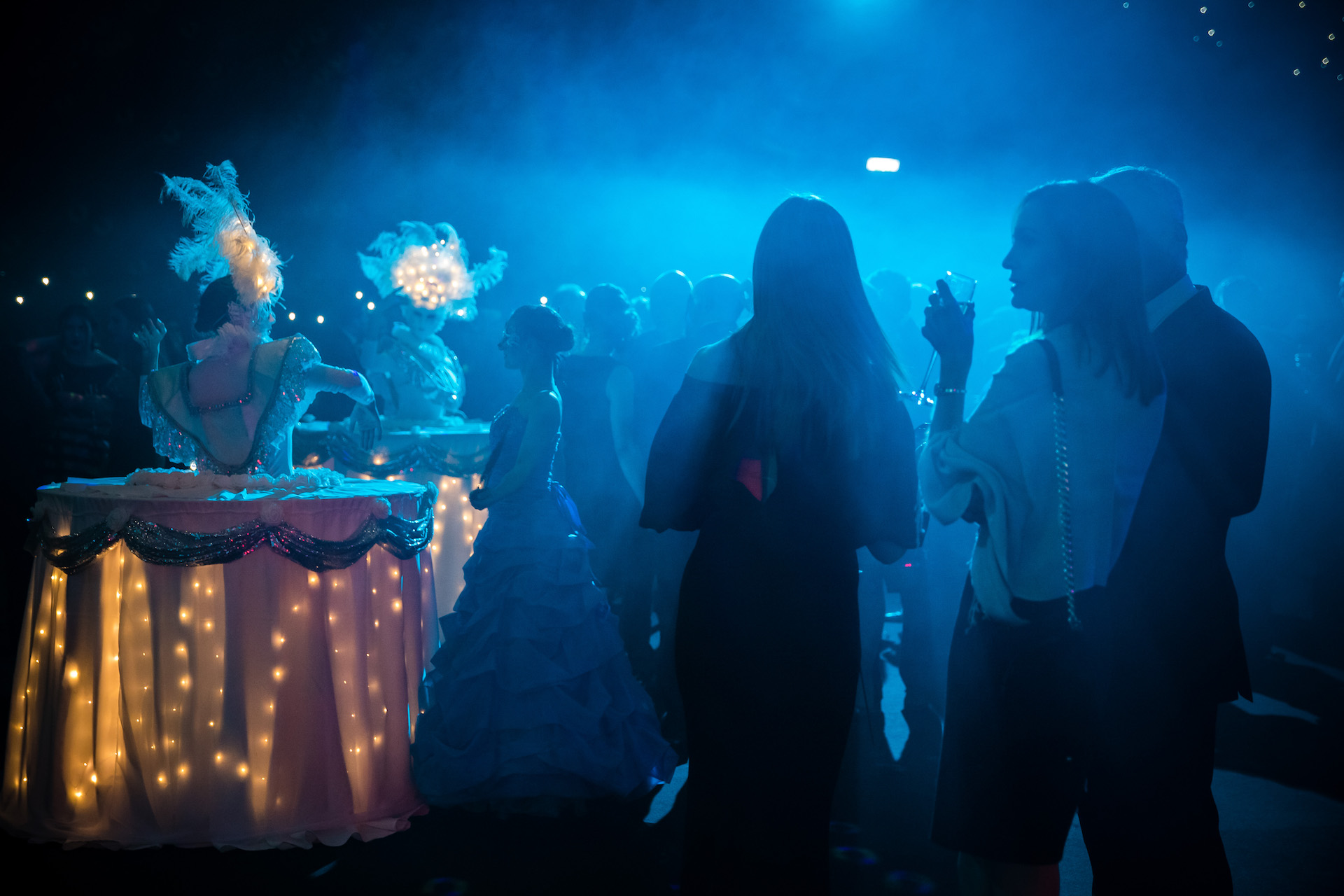 Exclusive, sole-use Christmas parties in West London