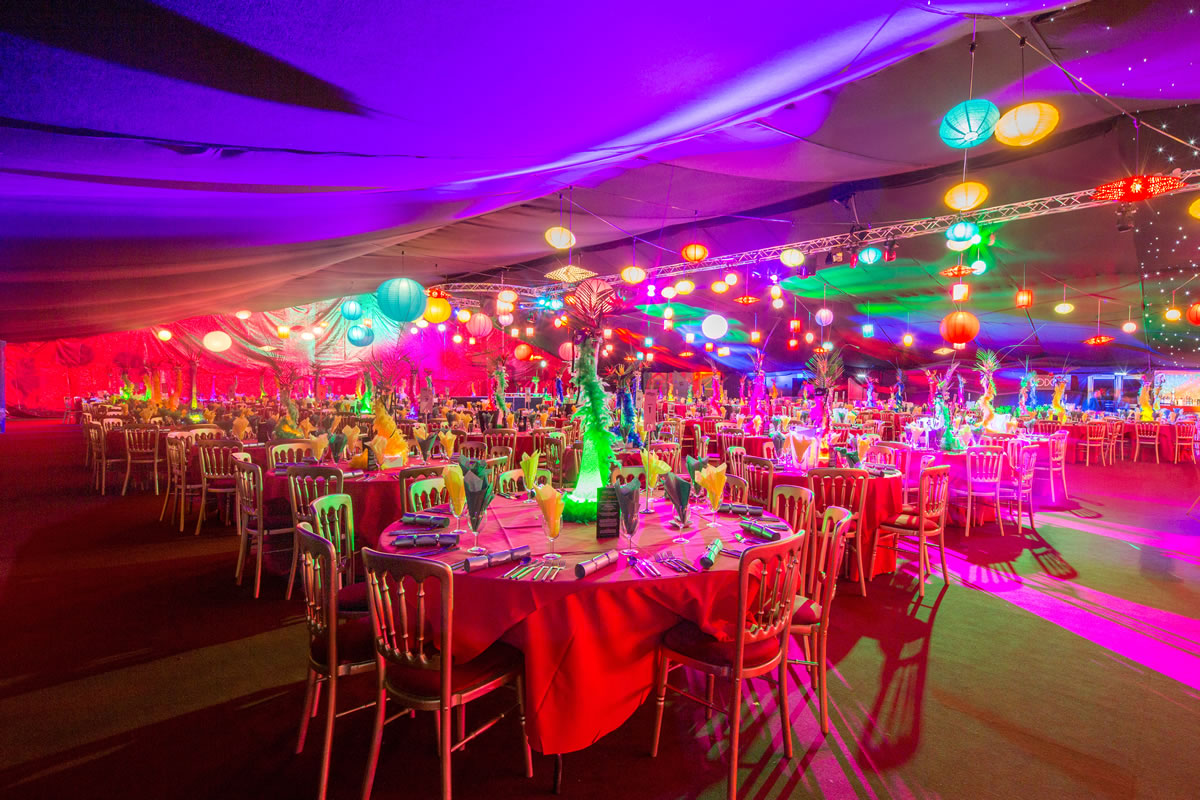 Christmas Party Event Ideas Part - 20: The Night